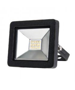 PISCIS Projecteur noir LED intégré 10 w 700 lumen