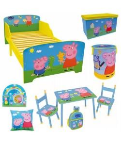 PEPPA PIG Pack chambre pour enfant  Garçon et Fille
