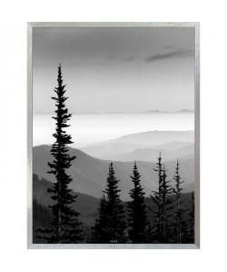 PIN Boîte a clés 18x24 cm Noir, gris et blanc
