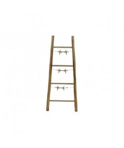 Portephotos escalier Corde en bois  44 x 4,5 x 105 cm
