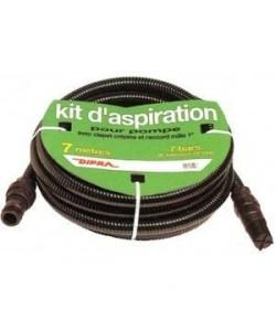 DIPRA Kit d\'aspiration  Plastique  7 m