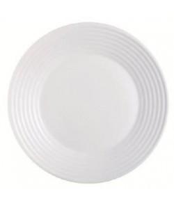ARCOROC Lot de 12 assiettes plates Stairo  Ř 25 cm