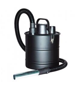 Aspirateur de cendres électriques 18 L 1000 W noir