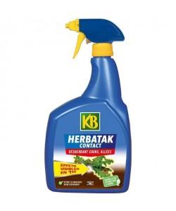 KB Désherbant Herbatak Contact pret a l\'emploi  1 L