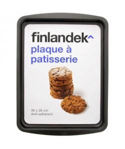 FINLANDEK Plaque a pâtisserie métal 36 x 30 cm