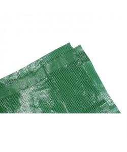 TECHIT Bâche armée verte lourde 180g/m˛  2 x 3m