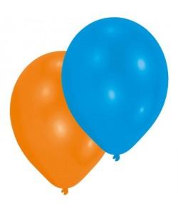 Lot de 50 Ballons  Latex  Premium  27,5 cm  Coloris assortis