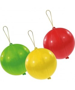 Lot de 3 Punchballs  Coloris assortis