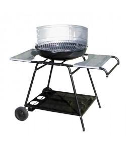 SOMAGIC Barbecue a charbon Alicante  Acier chromé  Ř49,5cm