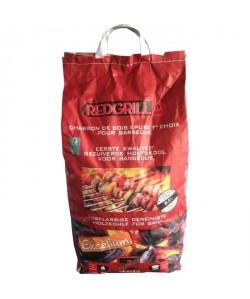 CARBOBOIS Charbon de bois Red Grill Excellum 100 % Fsc  4kg