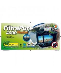 Kit filtration de bassin  4000l  FiltraPure 4000