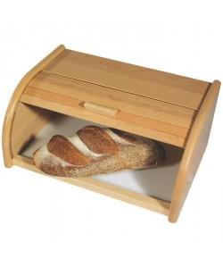 FRANDIS Boîte a pain  Pin massif naturel