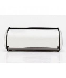 EQUINOX Boîte a pain 43x20 cm gris