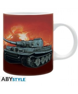 Mug World Of Tanks: Croquis Tank