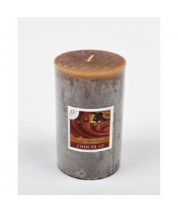Bougie parfumée Chocolat  6x10cm