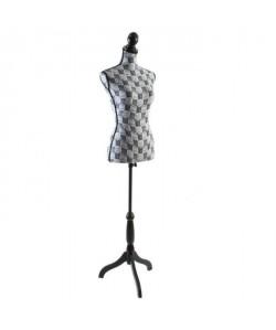 Buste de couture Polyester  37 x 23 x 168cm