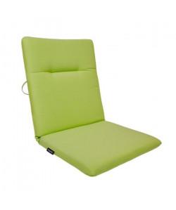 EZPELETA Coussin de chaise maxi Green  87 x 44 cm  Vert lime
