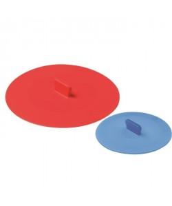 PAVONIDEA Couvercle flexible Ř085  Rouge