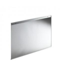 Crédence en verre de 5mm d\'épaisseur  Transparent  80x45cm