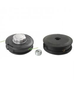JARDIN PRATIQUE Tete fil nylon universelle EASYLOAD  Pour fil ř 2,4 mm jusqu\'a 5 m