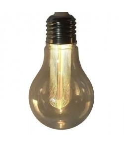 MUNDUS Guirlande Solaire Edison  8 LED  L 360 cm