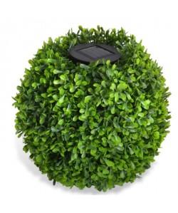 MUNDUS Boule solaire Topiaire  Ř38 cm  Vert