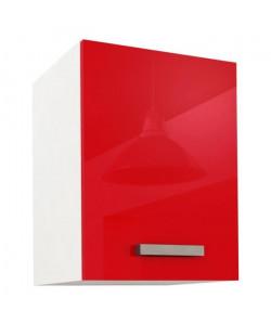 START Caisson haut de cuisine L 40 cm  Rouge Brillant