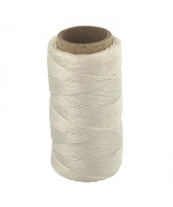Cordon de tirage  10 m / Ř 4 mm  Polypropylene  Blanc