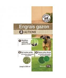 NONA Engrais gazon 3 en 1  8 kg