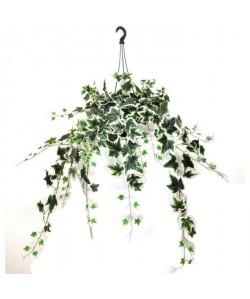 Suspension de Lierre artificielle  Vert  Hauteur 85 cm