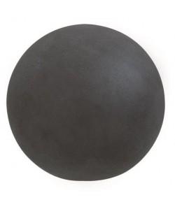 ESTERAS Fontaine  Deco Ball 40 Stone Black  Fibre de verre