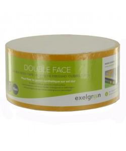 EXELGREEN Rouleau de bande adhésive double face pour gazon synthétique  10 ml