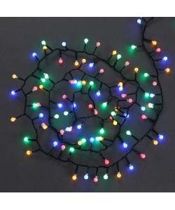 Gurilande de Noël lumineuse intérieure Cerise en PVC
