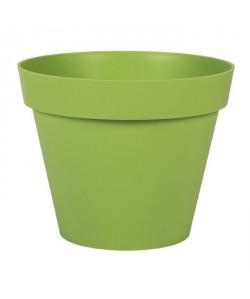 EDA PLASTIQUES Pot Toscane  Ř 30 x 26 cm  Vert matcha