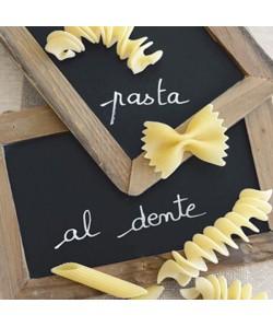Affiche papier   Pasta Al Dente II   Chatelain    30x30 cm
