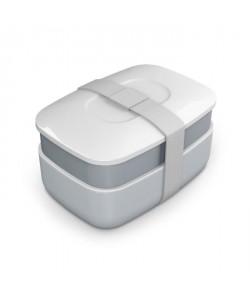 THE KITCHENETTE Lunch Box 2 étages 5040445 1,2L gris