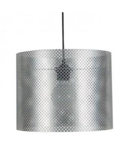 LACY Lustre  suspension en Aluminium  Hauteur 23 cm. Hauteur plafond 85cm