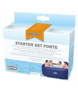 BESTWAY Kit de traitement de l\'eau spa