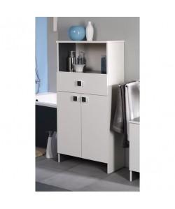 HORIZON Meuble de salle de bain L 59 cm  Blanc