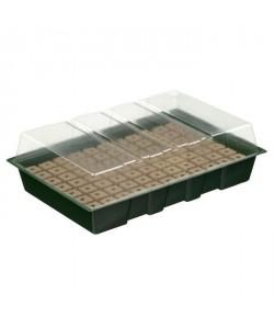 NATURE Miniserre de culture hydroponique 7 X 11 alvéoles