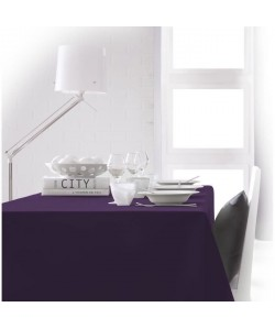 TODAY Nappe rectangulaire 150x250 cm  Violet