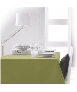 TODAY Nappe rectangulaire 150x250 cm  Vert fougere