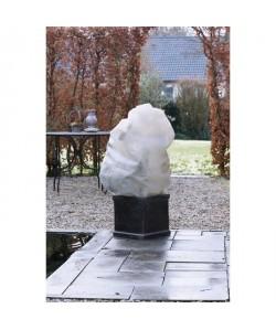 NATURE Housse d\'hivernage 50 g/m˛  Ř100 cm x 1,50 m  Beige