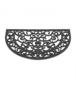Paillasson a motifs  40x60 cm  Style Classique  Coloris Noir