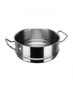 INOXIBAR Panier de cuisson a vapeur Ligne Professionnelle en inox  Ř 28 cm