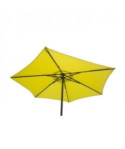 FINLANDEK Parasol droit en acier 2m  Vert  AURINKO