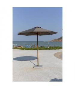 FINLANDEK Parasol de jardin imperméable de 2,5m