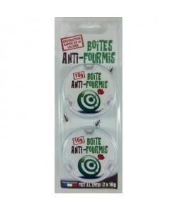 NONA Lot de 2 boites antifourmis  10 g