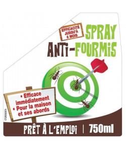 NONA Spray antifourmis  750 ml