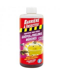 BARRIERE A INSECTES Appât concentré pour pieges aguepes et frelons  500ml